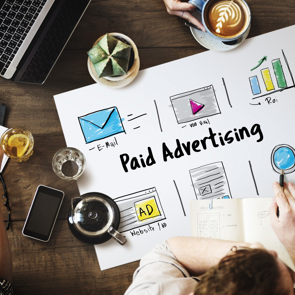 paid advertising planning