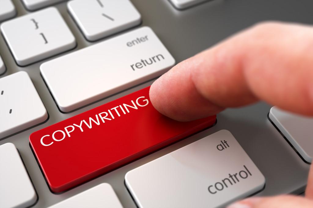 copywriting keyboard cap