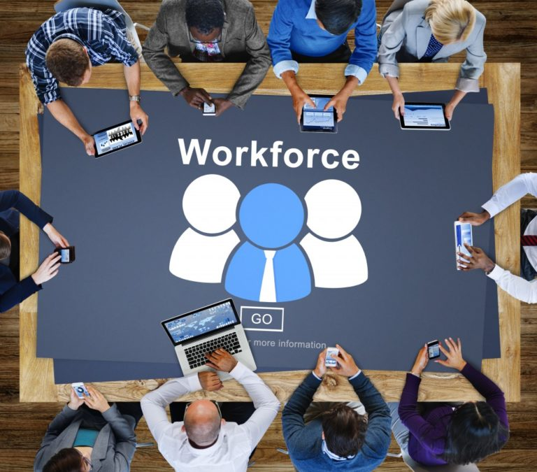 business workforce